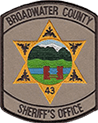 Broadwater County Sheriff's Office Insignia