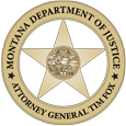 Montana Department of Justice Website